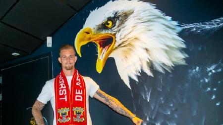 Diketahui kalau ranking dunia Persib Bandung jauh superior dari klub baru Kevin van Kippersluis, yakni Go Ahead Eagles. - INDOSPORT