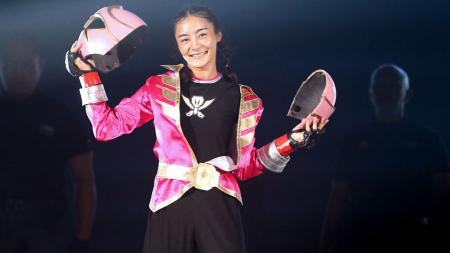 Rika 'Tiny Doll' Ishige. - INDOSPORT