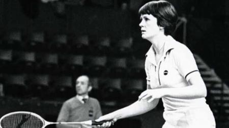 Karen Beckman, legenda bulutangkis Inggris baru saja berpulang. Ia pernah sabet perunggu pada Kejuaraan Dunia Bulutangkis 1980 di Jakarta. - INDOSPORT