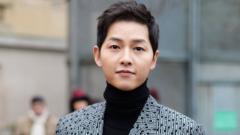 Indosport - Aktor Korea Selatan, Song Joong Ki.