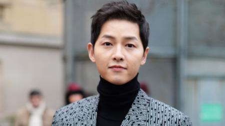 Aktor Korea Selatan, Song Joong Ki. - INDOSPORT