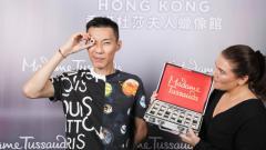 Indosport - Lee Chong Wei saat pengumuman akan dibuatkan patung lilin di Madame Tussauds.