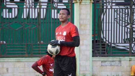 PSMS Medan terus mempersiapkan diri untuk mengarungi Liga 2 2020 yang diagendakan bergulir kembali Oktober mendatang. - INDOSPORT