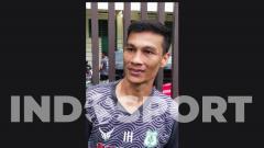Indosport - Bek kanan PSMS Medan di Liga 2 2020, Ikhwani Hasanuddin, mengakui target utama timnya untuk promosi ke Liga 1 musim depan tentu kian sulit.