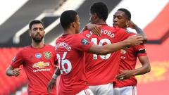 Indosport - Manchester United catat penampilan mengerikan di Liga Inggris usai mengalahkan Aston Villa, Jumat (10/07/20).
