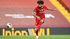 Indosport - Usai membantu Liverpool membantai Crystal Palace 4 gol tanpa balas, Mohamed Salah diam-diam menebar ancaman kepada Manchester City.