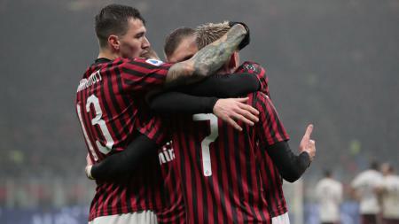 3 Bintang AC Milan yang Bisa Jadi Senjata Rahasia Buat Kalahkan Juventus. - INDOSPORT