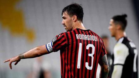 AC Milan pun mesti pikir-pikir untuk jual Romagnoli jika tak ingin cerita Ricardo Kaka kembali berulang yang merugikan klub dalam waktu lama. - INDOSPORT