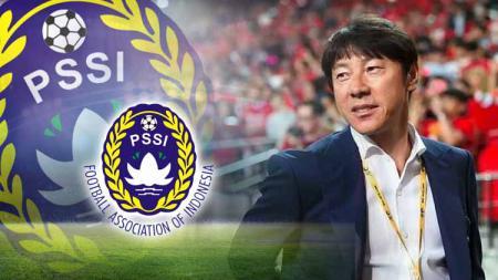 PSSI mengaku sudah menerima Road Map terbaru dari Shin Tae-yong untuk Timnas Indonesia. - INDOSPORT