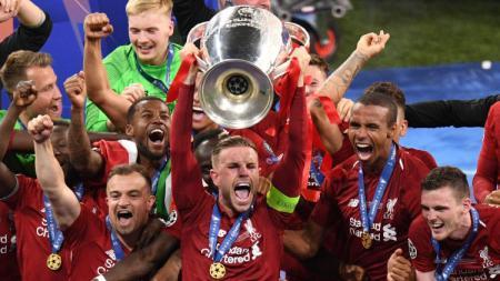 Kompetisi bergengsi Liga Champions tentunya menjadi kebanggan tersendiri bagi klub-klub dibenua Biru tersebut untuk bisa mendapatkan gelar juara. - INDOSPORT