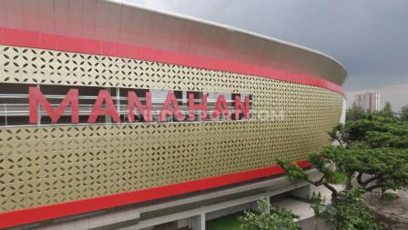 Stadion Manahan resmi terpilih menjadi salah satu dari enam venue Piala Dunia U-20 2021.