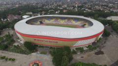 Indosport - Homebase klub Liga 2 Persis Solo, stadion Manahan Solo.