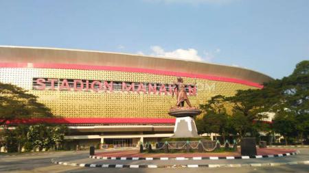 Gelaran Piala Dunia U-20 2021 di Indonesia termasuk Stadion Manahan, disambut super serius pengusaha hotel di kota Solo, Jawa Tengah. - INDOSPORT