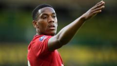 Indosport - Ole Gunnar memberi peringatan ke Anthony Martial soal posisinya di klub Liga Inggris, Manchester United.