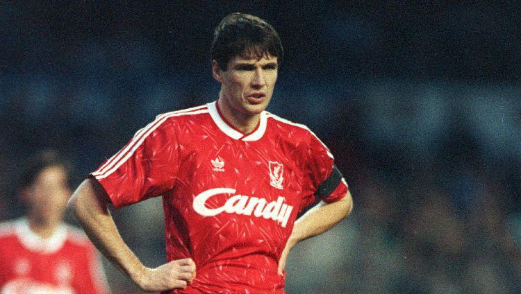Legenda Liverpool Alan Hansen. Copyright: Bob Thomas Sports Photography via Getty Images