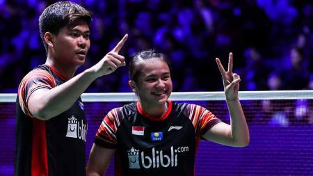Hari ini, 16 Juli 2019 yang lalu, pasangan Praveen Jordan/Melati Daeva Oktavianti harus tersingkir dari babak pertama Indonesia Open. - INDOSPORT