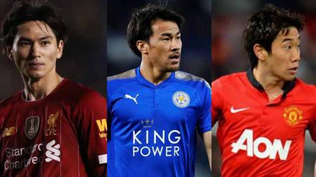 Kisah Pemain Jepang, Jimat Keberuntungan Jika Ingin Juara Liga Inggris. - INDOSPORT