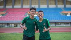 Indosport - Gelandang Timnas Indonesia U-16, Aditiya Daffa Al Haqi bertekad masuk skuat utama yang akan tampil di Piala Asia U-16 tahun depan.