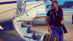 Indosport - Amir Tyson, putra dari legenda tinju Mike Tyson.