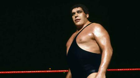 Andre The Giant. - INDOSPORT