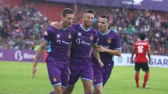 Indosport - Klub Liga 1 Persik Kediri masih mengupayakan secara maksimal dengan diskusi, agar semua anggota timnya tetap mendapat gaji dari Juli sampai Agustus 2020.
