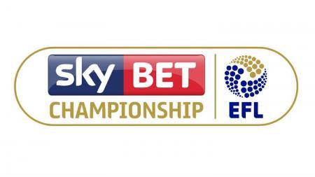 Logo Divisi Championship. - INDOSPORT