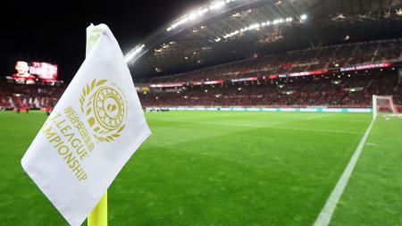 Logo Japanese League Championship, kompetisi terakbar sepak bola di Jepang yang bisa menampung bakat Egy Maulana Vikri. - INDOSPORT