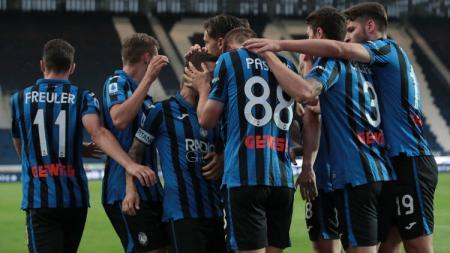 Meski hanya berakhir seri di laga Serie A Liga Italia lanjutan, Atalanta sukses pecahkan rekor sekaligus pecundangi capaian Juventus. - INDOSPORT