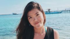 Indosport - Serena Kani, putri legenda bulutangkis Denny Kantono.