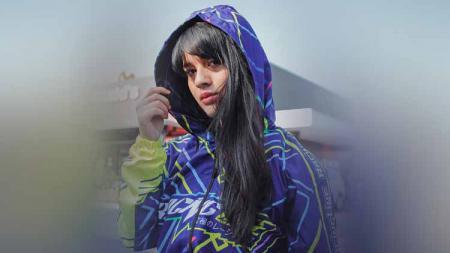 Kecantikan Sabrina Sameh, Pembalap Blasteran Indonesia-Mesir - INDOSPORT
