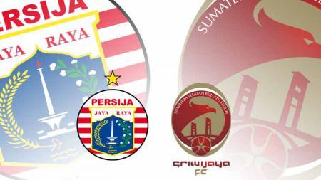 Persija Jakarta vs Sriwijaya FC. - INDOSPORT