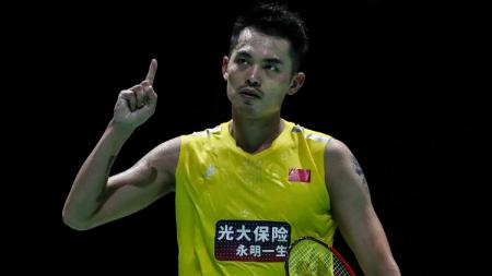 Selepas resmi memutuskan pensiun dari dunia bulutangkis internasional, pebulutangkis Lin Dan mengungkapkan kalau sosok ini yang menjadi panutannya. - INDOSPORT
