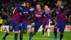 Indosport - Berikut tersaji lima pemain bintang Barcelona yang berpotensi meninggalkan raksasa sepak bola LaLiga Spanyol tersebut di bursa transfer musim panas 2020.