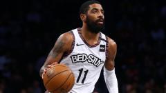 Indosport - Tampil tanpa Kyrie Irving, Brooklyn Nets dibekuk Milwaukee Bucks di semifinal wilayah di playoff NBA sehingga laga harus berlanjut ke game ketujuh.