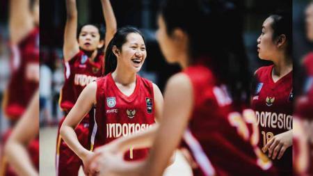 Leonita Angela merupakan pemain basket wanita asal Indonesia yang memiliki senyuman manis. Berikut deretan potret kecantikannya. - INDOSPORT