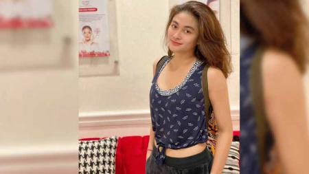 Aktris asal Indonesia, Fina Philipe, mampu membuat netizen berkomentar di akun Instagram pribadinya terkait kecantikan Fina yang mampu memikat semua orang. - INDOSPORT