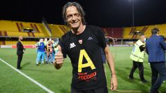 Indosport - Filippo Inzaghi, jebolan AC Milan yang kini jadi pelatih ternama di Italia.