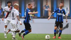 Indosport - Jarang dapat menit bermain dan gagal bersinar, petinggi Inter Milan, Beppe Marotta, sebut Christian Eriksen sudah tak cocok lagi berada di Giuseppe Meazza.