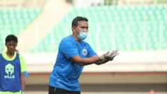 Indosport - Pelatih Timnas U-16, Bima Sakti.