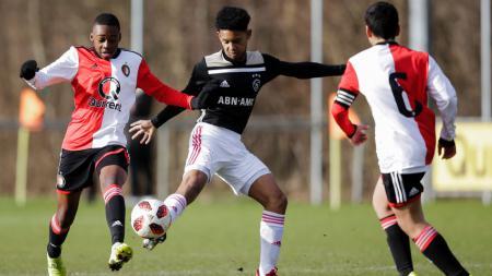 Alasan Kuat Top Skor Ajax Amsterdam Ngebet Ingin Main di Timnas Indonesia. - INDOSPORT