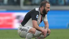 Indosport - Pelatih Juventus Maurizio Sarri mengungkapkan cara agar Gonzalo Higuain tampil maksimal di Serie A Liga Italia.