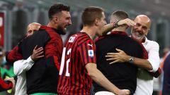 Indosport - Termasuk gabung rival Serie A Liga Italia, ini lima klub baru Stefano Pioli usai dipecat dari AC Milan.