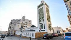 Indosport - Salah satu masjid di Ceuta.