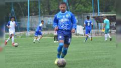 Indosport - Gelandang Persib Bandung, Gian Zola Nasrullah.