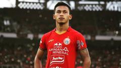 Indosport - Winger asal Papua milik Persija Jakarta, Osvaldo Haay.