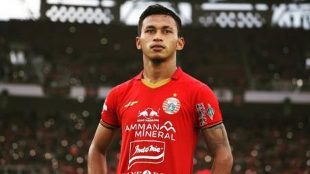 Winger Persija Jakarta Osvaldo Haay turut membeberkan titik baliknya bersinar di Timnas Indonesia U-23 usai sempat alami fase terpuruk. - INDOSPORT