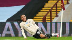 Indosport - Mason Greenwood mendapat apresiasi dari klub Liga Inggris, Manchester United, berkat penampilannya yang luar biasa musim ini.