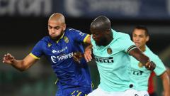 Indosport - Hasil pertandingan ajang Liga Italia 2019-20 antara Verona vs Inter Milan berakhir dengan skor 2-2, Jumat (10/07/20) dini hari WIB.