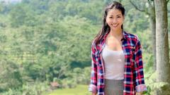 Indosport - Aktris cantik, Kerenina Sunny Hakim, membeberkan alasan lebih memilih bersepeda, dibanding sepak bola sebagai menu olahraganya.