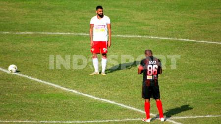Tepat hari ini, setahun yang lalu, 10 Juli 2019, klub sepak bola Persipura Jayapura memperpanjang hasil minor di kompetisi Liga 1 2019 dengan hasil tanpa kemenangan. - INDOSPORT